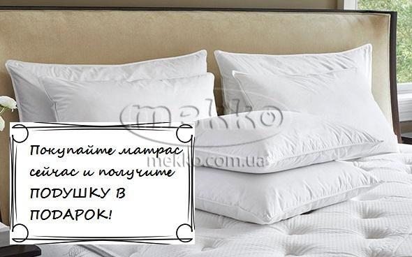 Ортопедичний матрац Sleep&Fly Daily 2 в 1 + ПОДУШКА В ПОДАРУНОК!  Маріуполь-3