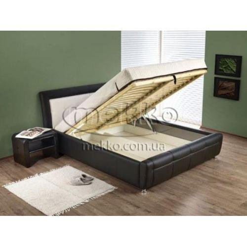 """Ліжко з підйомним механізмом """"SAMANTA P"""" (1840х2220х940мм) Halmar (Халмар)  Маріуполь-2"""