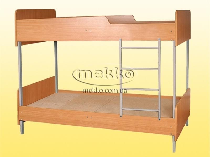 Ліжко 2-ярусне  (1950х850х1778мм) (арт.0819) Геліка  Маріуполь